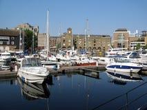 St.catherine Docks, London Stock Photos