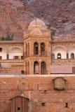 St Catherine klooster stock afbeeldingen
