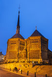 St Catherine kościół w Honfleur Obrazy Royalty Free