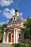 St Catherine Kościelni pola Zdjęcia Stock