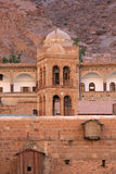 St Catherine monastery Stock Images