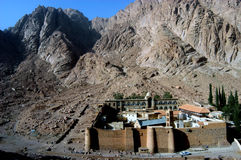 St. Catherine Monastery, Sinai Stock Photography