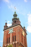 St. Catherine's Church in Gdansk, Poland Stock Photos