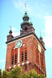 St. Catherine's Church in Gdansk, Poland Stock Image