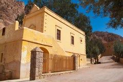 St catherine's monastery Stock Photography