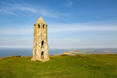 Free St Catherine`s Oratory, Isle Of Wight Stock Photo - 145504590