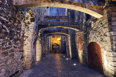 St. Catherine's Passage Royalty Free Stock Images