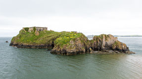St Catherines Island Tenby Wales Stock Photography