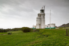 St Catherines lighthouse Stock Images