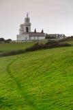 St Catherines lighthouse Stock Photos