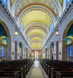 St. Cecilia Cathedral Royalty Free Stock Images