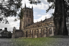 St Chad's Church Rochdale UK Royalty Free Stock Images