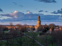 St. Chad`s, Shrewsbury. Royalty Free Stock Photography