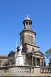 St Chads Church, Shrewsbury. Royalty Free Stock Photos