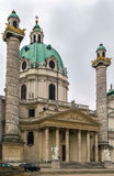 St. Charles Church, Vienna Stock Image