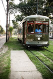 St Charles Streetcar New Orleans Stock Photos