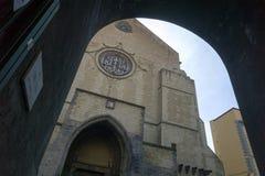 Santa Chiara, Napoli Stock Photo