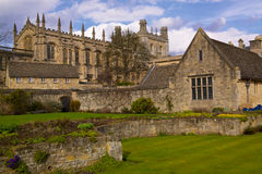 St. Christ Church College Stock Photography