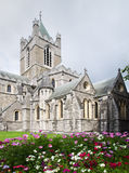 St. Christ Church in Dublin Stock Images