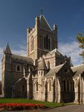 St. Christ church, Dublin stock image
