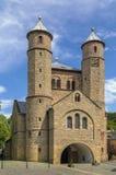 St. Chrysanthus and Daria Church, Bad Munstereifel, Germany Stock Photos