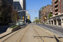St Clair West Toronto Royalty Free Stock Photo