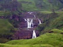 St Clairs fall Sri Lanka. St. Clairs water Fall Royalty Free Stock Image