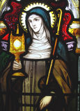 St. Clare imagens de stock royalty free