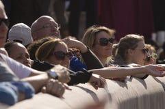 31st classic Athens marathon Royalty Free Stock Image