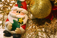 St Claus Royalty Free Stock Photography
