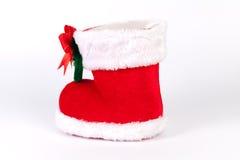 St Claus buty Zdjęcia Stock