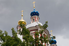 St Clement Church in Moscow, Russia Stock Photo