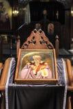 St Clement de la iglesia de Ohrid o de Kliment Ohridski en Skopje Fotos de archivo libres de regalías