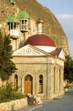 St. Clement Inkerman cave monastery Royalty Free Stock Image