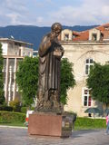 St.Clement, Ohrid, Macedonia Royalty Free Stock Photo