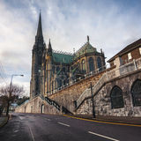 St Colmans Cathedral in Cobh, Ireland Royalty Free Stock Images