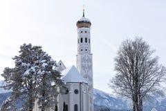 St Coloman near Schwangau, Germany. Germany, St Coloman near Schwangau Stock Images