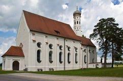 St. Colomann bei Schwangau Stock Image