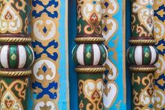 St colorido bonito da decoração Fotografia de Stock Royalty Free