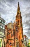 St Columba Church of Scotland Stock Images