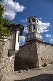 ST Constantim e Helena Dome Plovdiv foto de stock