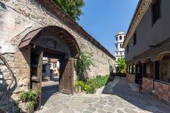 St Constantine i St Elena kościół od okresu Bułgarski odrodzenie w starym miasteczku Plovdiv fotografia royalty free