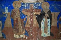 St Constatin i Elena Zdjęcia Royalty Free