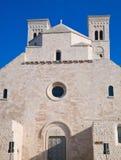 St. Corrado Cathedral in Molfetta. Apulia. royalty free stock image