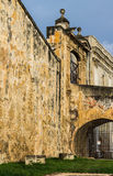 St Cristobal Grounds de fort Photo libre de droits