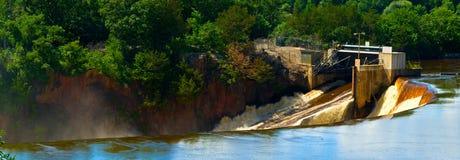 St Croix River Dam Stock Photos