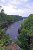 St Croix River. The St. Croix River between Minnesota and Wisconsin Stock Photography