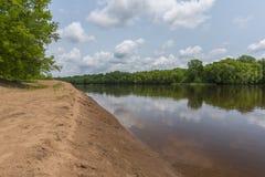 St Croix River Scenic Royaltyfri Foto
