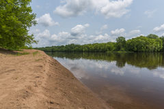 St. Croix River Scenic Royalty Free Stock Photo