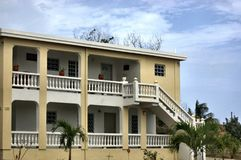 St croix us virgin islands typical home architecture royalty free stock photos